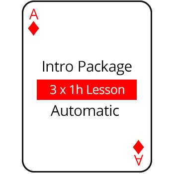 Introductory offer auto package