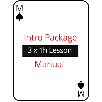 Introductory offer manual package