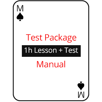 Test Package Manual
