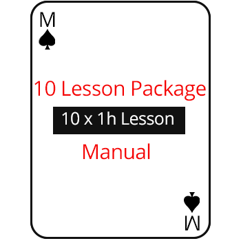 10 Lesson Package Manual
